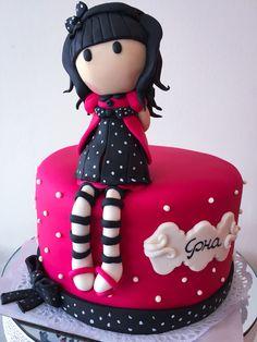 Gorjuss happy cake