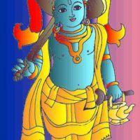Dashavatar or dashavatara refers to the ten avatars of Lord Vishnu to restore the eradicate evil from earth and to restore the Dharma. Indian Folk Art, Lord Vishnu, Krishna Art, Mural Painting, Gods And Goddesses, Pencil Drawings, Collage Art, Avatar, Sketches