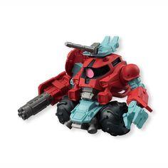 Gundam Converge Fusion Works MS-12 Gigan Mini Figure