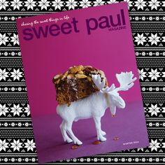 sweet+paul+magazine+2014 | Image of Sweet Paul Magazine #19 - Holiday/Winter 2014