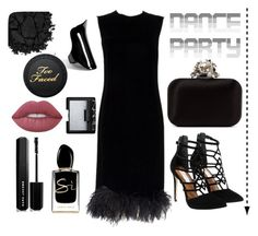 """""""Dance Party 💋"""" by ashleeyneeo on Polyvore featuring Lynn Ban, Steve Madden, Jimmy Choo, Giorgio Armani, NARS Cosmetics, Urban Decay, Marc Jacobs, Lime Crime and danceparty"""
