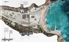 Sulphur Mines Milos. Greece Diploma Thesis