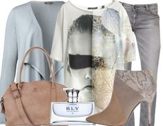 Another beautiful lady! - Casual Outfits - stylefruits.nl