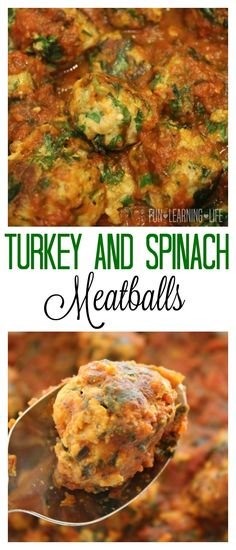 When your daughter specifically asked for these Turkey and Spinach Meatballs, well you know you have done a good job! #Ad #ProduceforKids