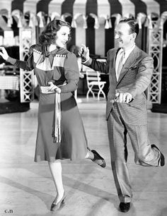 Fred Astaire and Eleanor Powell