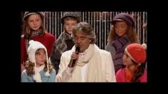 Andrea Bocelli - Andrea Bocelli & David Foster: My Christmas (2009) - Santa Claus is Coming to Town, via YouTube.