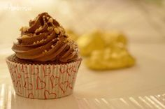 The Triple Threat cupcake loaded with Ferrero Rocher, Hazelnuts and shooting bullets of Nutella.  Hands up.We surrender♥  #FerreroRocher#Hazelnut #Nutella #Cupcakes #FoodLove #FoodPhotography #Desserts #SweetTreats #Ambrosia