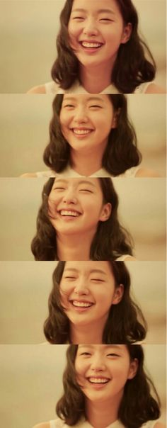 laugh and the world will laugh with you / cry and the world will laugh at you Korean Celebrities, Beautiful Celebrities, Beautiful Actresses, Celebs, Korean Star, Korean Girl, Korean Beauty, Asian Beauty, Kim Go Eun Style