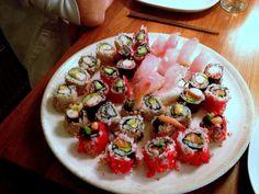 ANNINA IN TALLINNA: Sünnipäev sushi