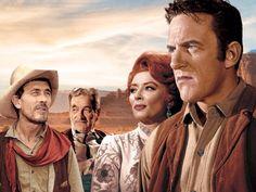 Dodge City Matt and Miss Kitty Best Western, Western Art, Ken Curtis, Matt Dillon, Miss Kitty, Tv Westerns, Cowboy Art, Old Shows, Cartoon Tv
