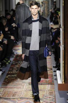 Valentino Men's RTW Fall 2014 - Slideshow - Runway, Fashion Week, Fashion Shows, Reviews and Fashion Images - WWD.com