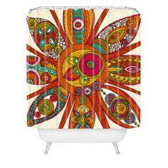 Valentina Ramos Liora Shower Curtain   DENY Designs Home Accessories