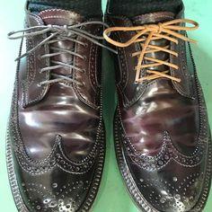 靴紐の結び方 アンダーラップ 靴バカ.com Men Dress, Dress Shoes, Combat Boots, Oxford Shoes, Lace Up, Trends, Fashion, Moda, Fashion Styles