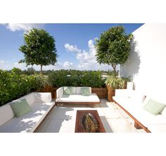 Enea Garden Design - garden seating - relaxation
