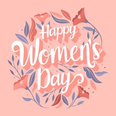 Discover thousands of copyright-free vectors. Graphic resources for personal and commercial use. Thousands of new files uploaded daily. Happy Woman Day, Happy Mom, Self Happiness Quotes, Women's Day Cards, Mother's Day Gift Card, Womens Day Quotes, Jolie Phrase, Vintage Typography, Typography Design