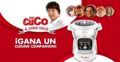 ¡Gana un robot de cocina Cuisine Companion!