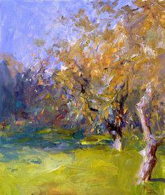 bofransson:  Garden of the artist - Peter Bezrukov