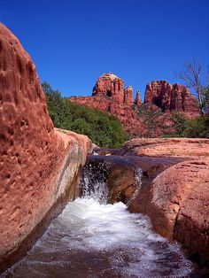 Cathedral Rock, Sedona, Arizona, USA