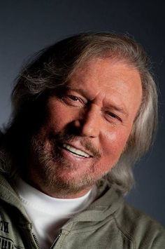 Barry Gibb...the sole surviving Gibb brother.