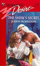 USED (GD) The Sheik's Secret (Silhouette Desire, #1228) by Judith McWilliams
