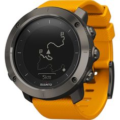 Your daily adventures consist of hiking unknown trails, backpacking to new peaks, climbing in the alpine, or surviving the chaotic concrete jungle, and Suunto's Traverse GPS Watch will be on your wrist no matter what. This watch uses both GPS and GLONASS systems for powerful accuracy so you can navigate with confidence.