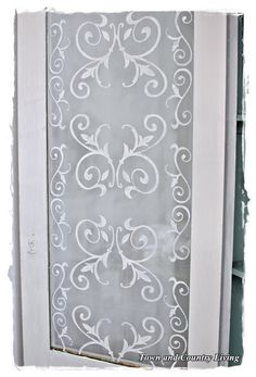 1000 Images About Door Stencils On Pinterest Stencils