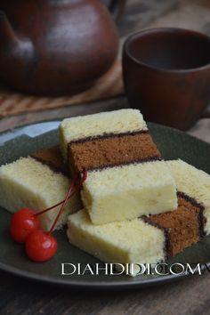 Aneka Cake Ekonomis by Dian Didi Indonesian Desserts, Asian Desserts, Indonesian Food, Bolu Cake, Diah Didi, Resep Cake, Asian Cake, Steamed Cake, Sponge Cake Recipes