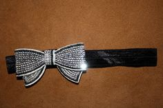 Sequin Bow Headband by AccessoriesByMaya on Etsy, $8.50
