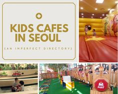 kids cafes in seoul