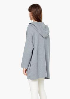 Cotton coat | MANGO