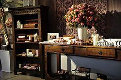 decoracao-marrom-e-rosa