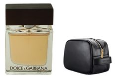The One for Men by Dolce & Gabbana wonderfully reflects the D&G man; charming and seductive, stylish and sophisticated. For the man who enjoys taking care of himself.  At £39.50, you can save £10 while picking up a free Man's Pouch Bag.  #fragrance #DandG #Dolce #Gabbana #pouch #aftershave #freebie #spring #offer #saving