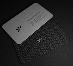 Corporate Identity by Robinsson Cravents