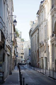 Le Marais, Paris via beautifully, suddenly © Natasha Calhoun