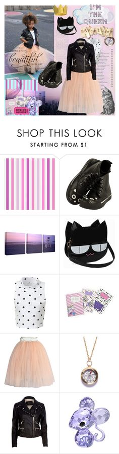 """""""Queen of Adventures"""" by petri5 ❤ liked on Polyvore featuring HARLEQUIN, Glamorous, Grace, Chicwish, We Are All Smith, River Island, Swarovski, women's clothing, women and female"""