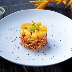 La Pacha Mama, Ubud. Have you tried our delicious, vegan ceviche? We use M A N G O to give it a rich and tasteful twist👌🏽🍀💚💃🏽 #gogreenorgohome #lapachamama #vegetarian #vegan #mexican #restaurant #ubud #bali