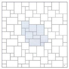 Carrara Marble Tile Roman Pattern. Carrara MarbleMarble TilesPaver  PatternsPatio ...