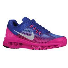 Nike Air Max + 2013 - Hyper Blue/Summit White/Pink Force | Width - B - Medium | Premium