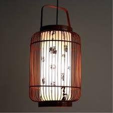 Image result for bamboo cylinder light