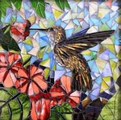 Mosaic Artists Gallery of Small Art Mosaics - Showcase Mosaics
