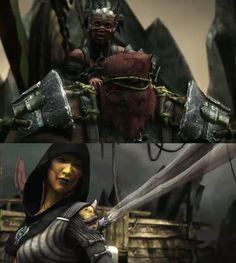 mortal kombat x characters   Mortal Kombat X' Two New Characters Revealed As D'Vorah & Ferra/Torr ...