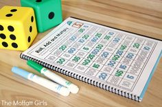 Why can't practicing multiplication facts be fun? Turn math into a game and let your students practice with this exclusive bundle freebie, the Multiplication Roll, Add and Multiply NO PREP Packet. Math Multiplication Games, Fun Math, Maths, 2nd Grade Classroom, 3rd Grade Math, Teaching Language Arts, Teaching Math, Homeschool Math, Homeschooling