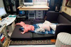 SOLSTA Sofa Bed from IKEA