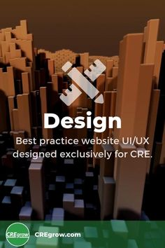 Best practice website UI/UX designed exclusively for #commercialrealestate. #CRE #wordpress #cremarketing #whatsupCRE?