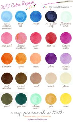 2013-wedding-color-trends