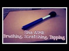 ASMR Intense Sounds -No Talking - Scratching -Tapping - Brushing - Sounds for Sleeping - Einschlafen - YouTube  #asmr #asmrsounds #latex #gloves #chalk #brush #oil #tapping #scratching #notalking #newvideo #intensesound #intense #sound #fasttapping #asmrtapping