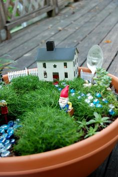 Fun Gnome project for kiddos
