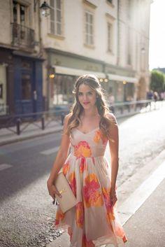 Dressed Up In Paris