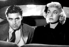 Steve Cochran and Ruth Roman, Tomorrow is Another Day (1951)