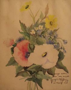 Flores, de Georgina de Albuquerque